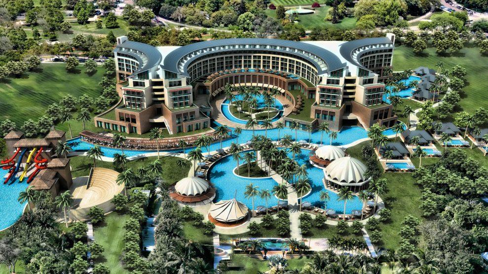 Riu Kaya Palazzo Golf 5 Belek Udhetime Turistike