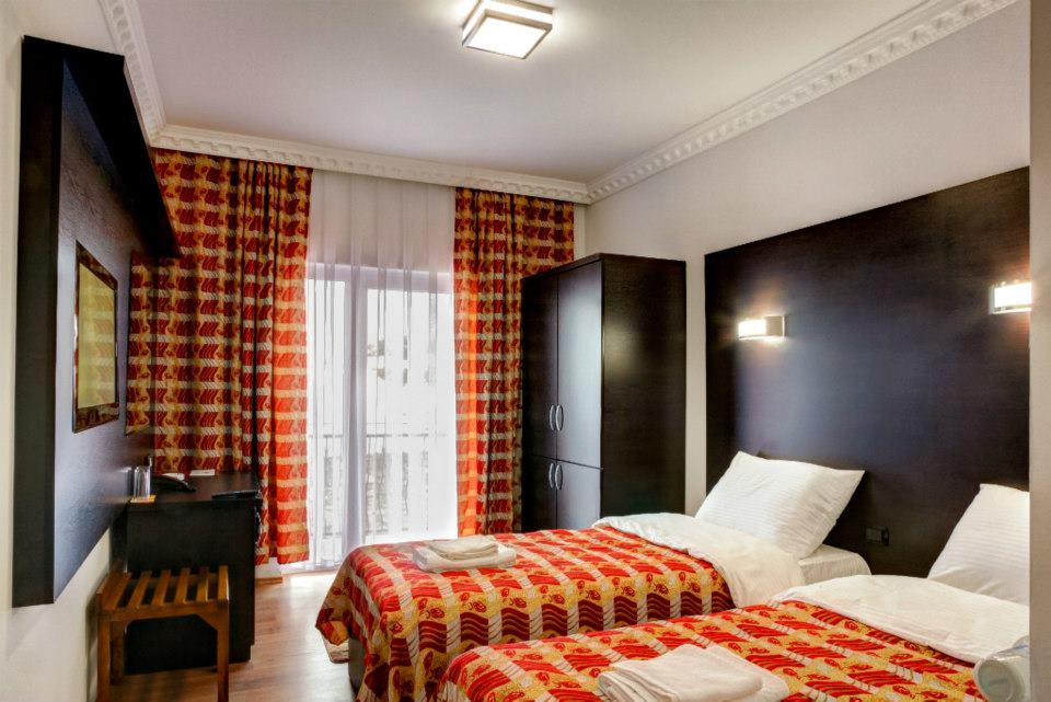 Hotel Arxhena Resort