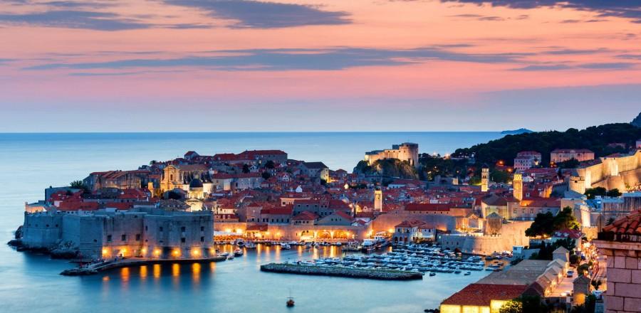 croatia-dubrovnik-sunset