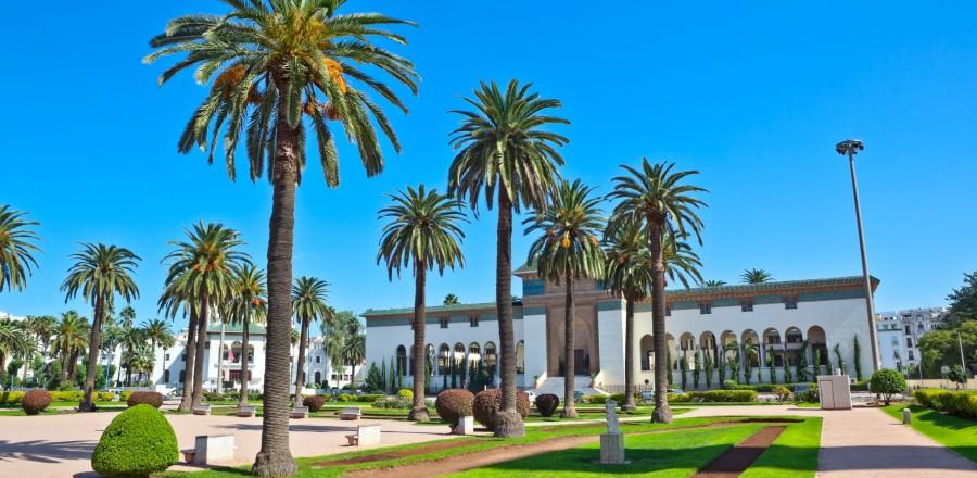 Main-square-in-Casablanca-Morocco