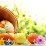 holidays___easter_basket_of_eggs_on_green_background_for_easter_072821_1-min